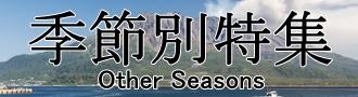 季節別特集バナー