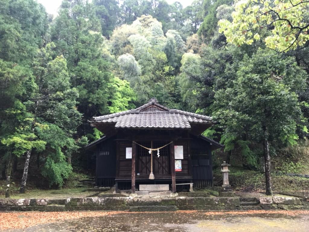 稲荷神社(鹿児島市郡山町)