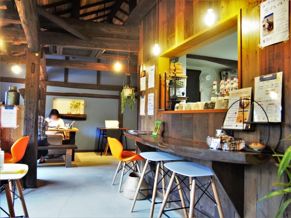 トキタマカフェ