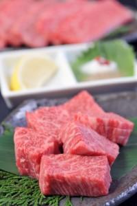 神戸牛 サイコロ