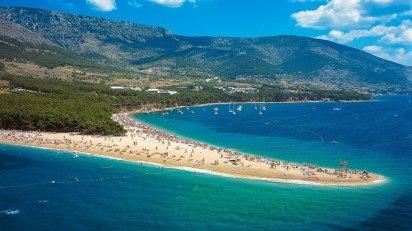 Екскурзия до остров Брач - с най-красивите плажове на Адриатика
