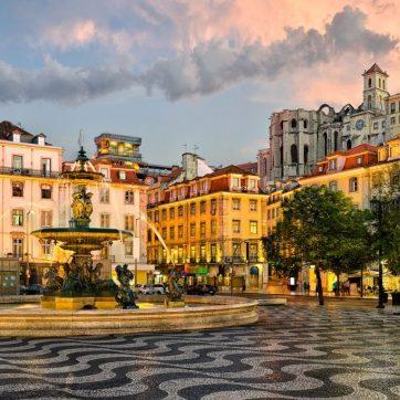Почивка в Португалия - Лисабон и Порто, есен 2020