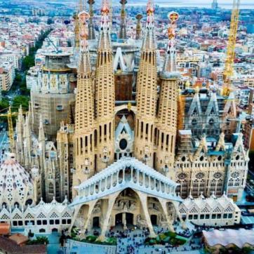 Барселона - сърцето на Каталуния!