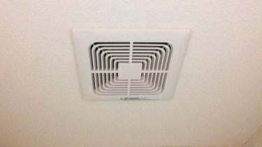 シロッコファンの掃除!取り外し方を解説(トイレ)
