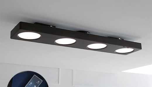 LOWYAのシーリングライト(照明)が大人気で1位獲得!ありそうでなかったデザインと調光機能!