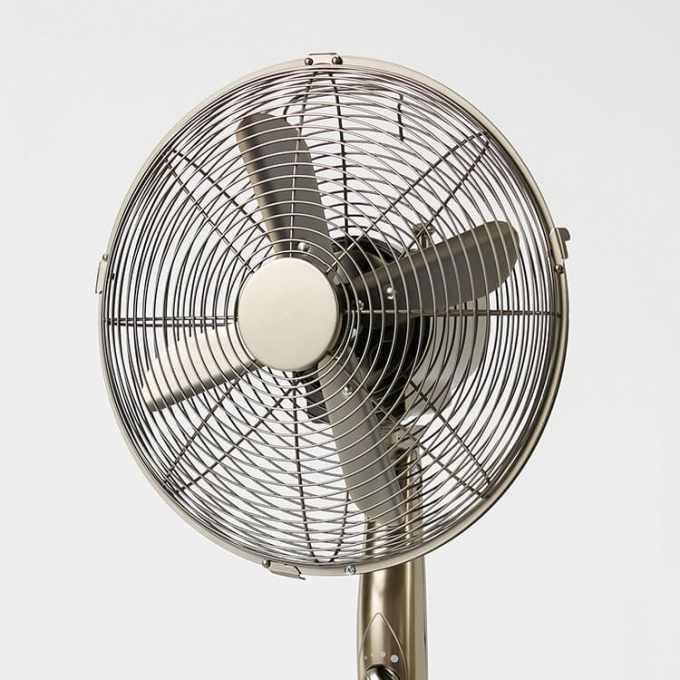 LOWYAのレトロ扇風機