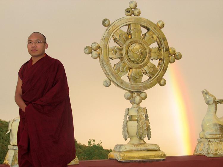 Galyang Karmapa KTD 2008