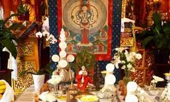 Nyungne (Lhabap Duchen) with Lama Karuna Tara
