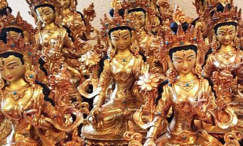 White Tara and Green Tara: Stories and Benefits with Lama Lodro Lhamo