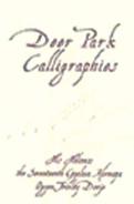 Deer Park Calligraphies