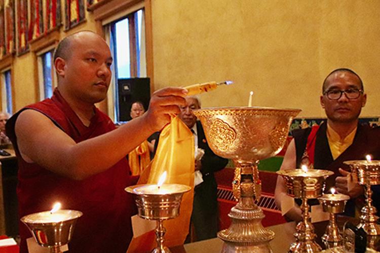 Galywang Karmapa KTD 2017