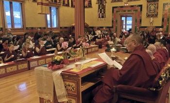 Khenpo Karthar Rinpoche First Light