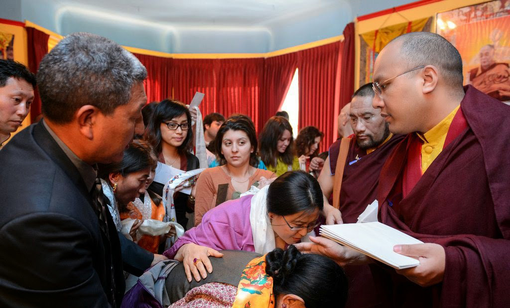 Karmapa in San Francisco: Granting Refuge at Center
