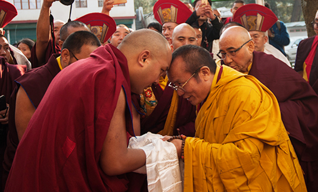 The Historic Visit of the Gyalwang Karmapa to Palpung Sherabling Monastery