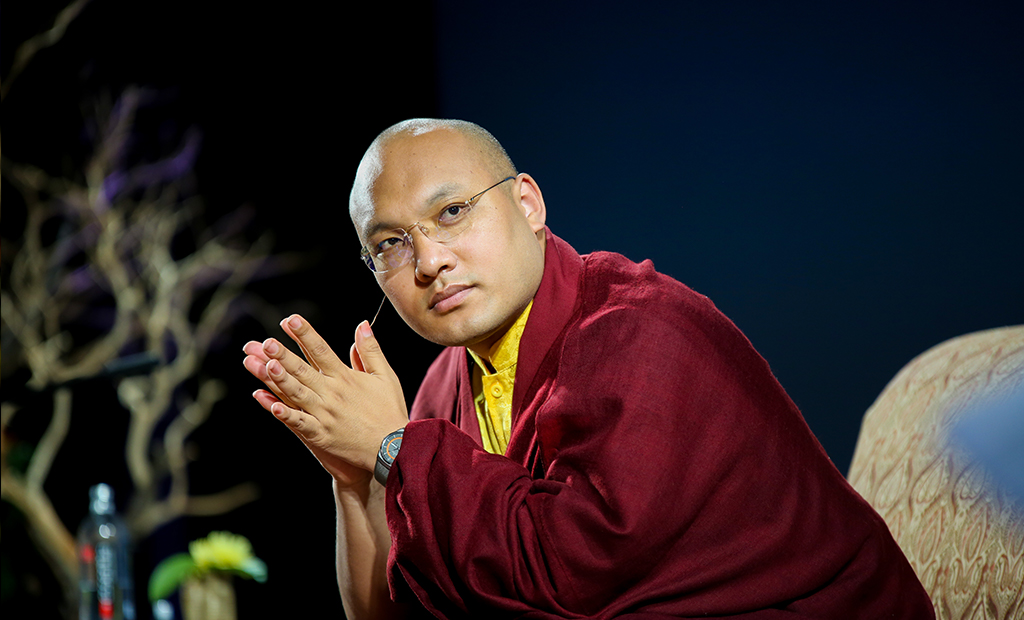 Losar Message and Card from His Holiness Karmapa