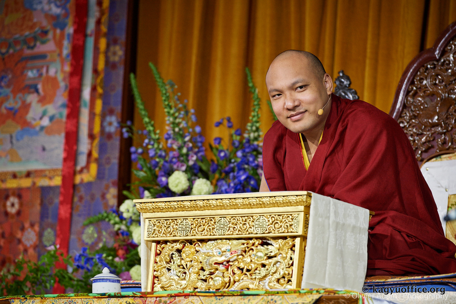 Gyalwang Karmapa Begins Teaching the Eight Verses of Mind Training: Diamonds in the Rough