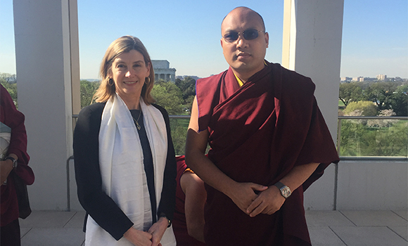 Karmapa Pays Brief Visit To Washington DC - Karmapa – The Official ...