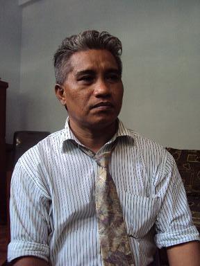 Drs. Arif Sukirman, M.Si/foto: sumbawanews.com