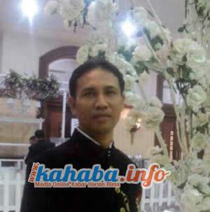 A. Natsir, S.Sos, anggota Komisi IV DPRD Kabupaten Bima. Foto: AGUS
