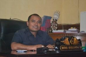 Kasat Reskrim Polresta Bima Kota, IPTU. Didik Harianto, SH. Foto: DEDY