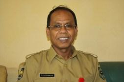 Kepala Dinas Kesehatan Kabupaten Bima, Drs. H. Hefdin Umar, APT. Foto: Bin