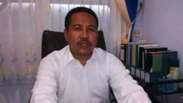 Kepala BKD Kota Bima Drs. Muhtar Landa, MH. Foto: Bin