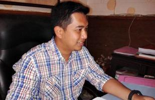 Kasat Reskrim Polres Bima Kota IPTU. Yerry T. Putra. Foto: Teta
