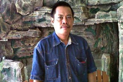 Wakil Ketua II DPC Partai Demokrat Kabupaten Bima M. Arifudin S. Sos