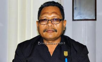 Anggota DPRD Kota Bima M. Nor. Foto: Bin