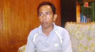 Kepala Dinas Dikpora Kota Bima, Drs. H. Alwi Yasin, MAP. Foto: Bin
