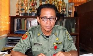 Kepala Dinas Pertanian, Hortikultura dan Tanaman Pangan Kabupaten Bima, M. Tayeb. Foto: Berita11.com