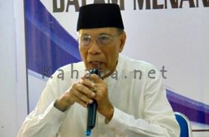 Ketua MUI Kota Bima, HM Saleh Ismail. Foto: Ady