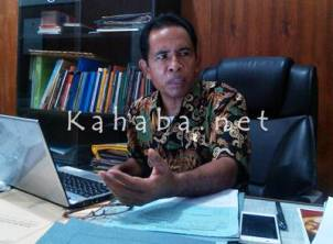 Kepala Dinas Dikpora Kota Bima, H. Alwi Yasin. Foto: Eric