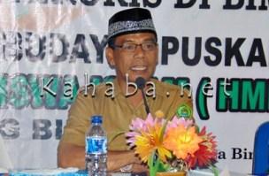 Ketua FKUB Kota Bima, Eka Iskandar. Foto: Ady