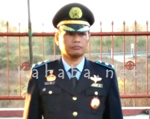 Kepala Rutan Bima Abdul Halik. Foto: Deno