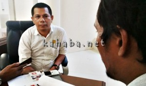 Anggota DPRD Kota Bima, Alfian Indrawirawan. Foto: Bin