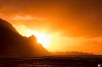 Mount Makana Sunset Magic