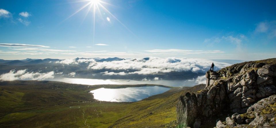 Slættaratindur // Faroe Islands Summit