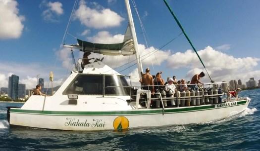 Private Boat Charters Honolulu Hawaii