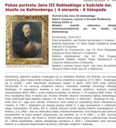 http://www.wilanow-palac.pl/pokaz_portretu_jana_iii_sobieskiego_z_kosciola_sw_jozefa_na_kahlenbergu_4_sierpnia_6_listopada.html