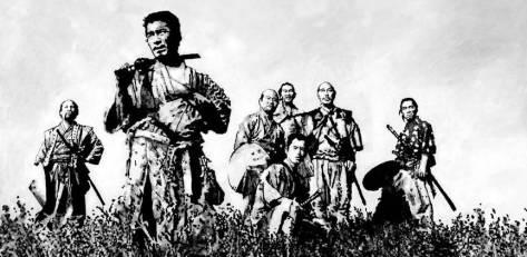 Yedi Samuray Orjinal Kadro
