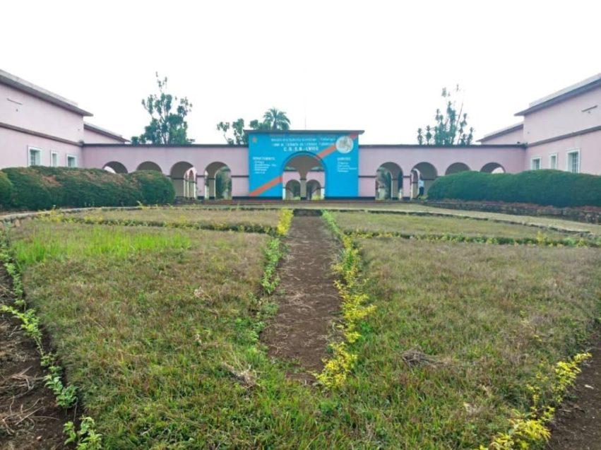 Centre re recherches de Lwiro