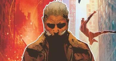 Old Man Logan: Koca adam en sertinden çalıyor!