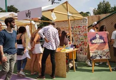 İstanbul'dan Ankara'ya çizgili bir festival!