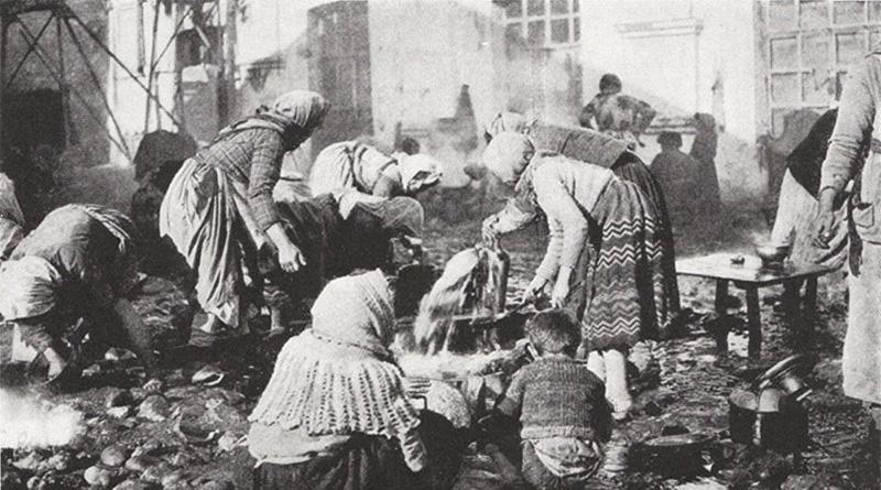 İstanbul'daki Beyaz Ruslar