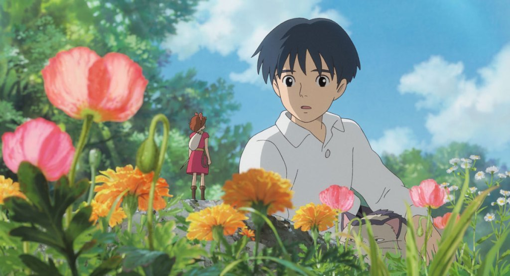 Arrietty ve Sho