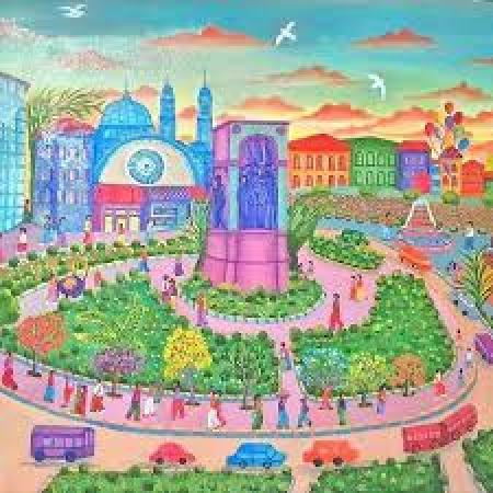 Taksim Meydanı / Kübra Enise Uçkan
