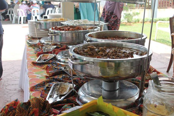 Must-Have Food At A Malay Wedding