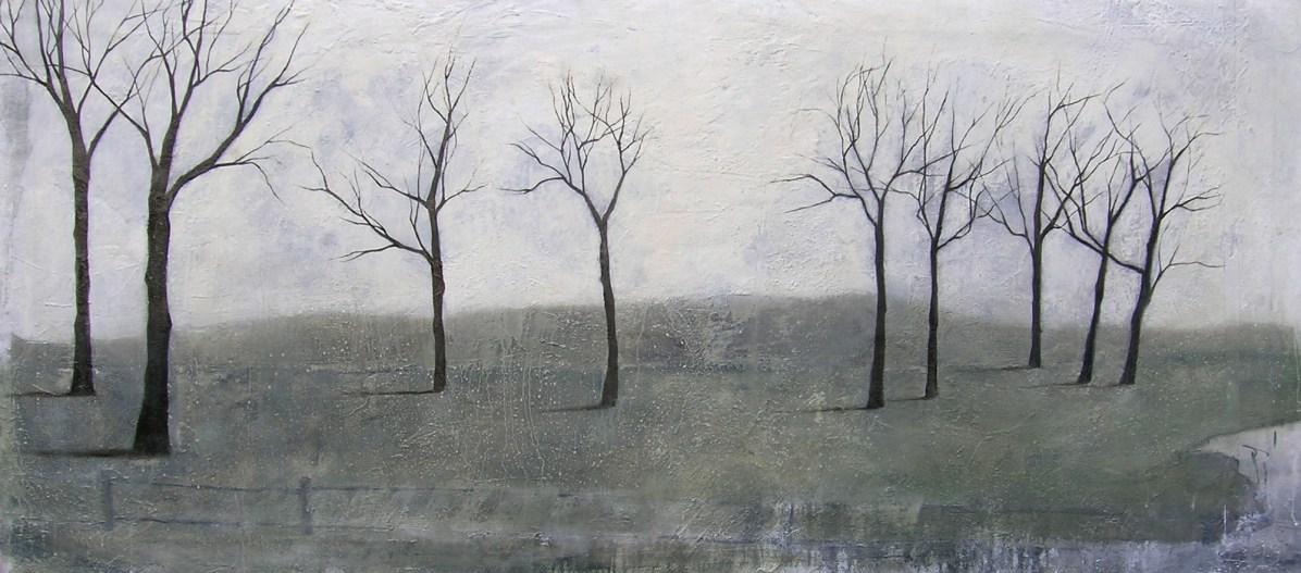 2011-Land-schichten-80-x-180-cm-Öl,-Acryl,-Tusche,-Nessel