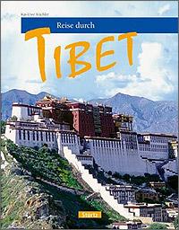 Buch Reise durch Tibet